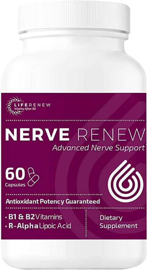 1 bottle of Nerve Renew
